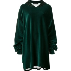Barbara Bologna loose long-sleeved hoodie - Green found on MODAPINS from FARFETCH.COM Australia for USD $567.06