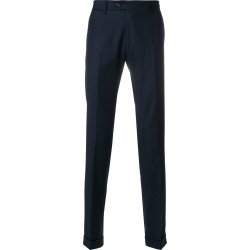 Berwich straight leg trousers - Blue found on MODAPINS from FARFETCH.COM Australia for USD $200.42