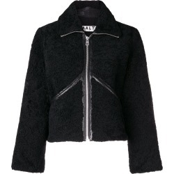 Aalto shearling zip-up jacket - Black found on MODAPINS from FarFetch.com- UK for USD $1333.17