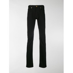 Versace slim-fit jeans found on Bargain Bro India from stefania mode for $398.00