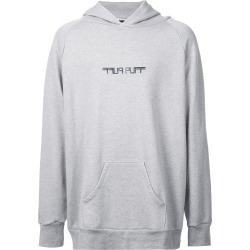 Baja East front stamp hoodie - Grey found on MODAPINS from FarFetch.com - US for USD $275.00