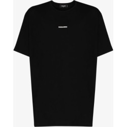 Dsquared2 Mens Black Small Logo Cotton T-shirt found on MODAPINS from Browns Fashion for USD $300.04