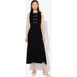 Proenza Schouler Sleeveless Barbell Dress black 6