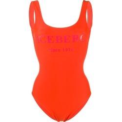 Iceberg logo print swimsuit found on Bargain Bro UK from Eraldo