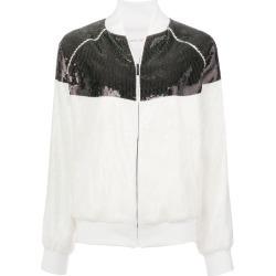 Alberta Ferretti Rainbow Week jacket - White