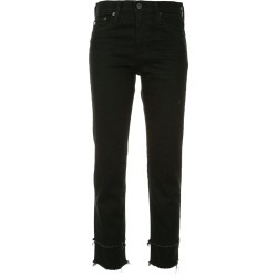 Ag Jeans Isabelle straight jeans - Black found on MODAPINS from FarFetch.com- UK for USD $487.19