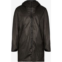 Veilance Mens Black Monitor Parka Coat found on Bargain Bro UK from Browns Fashion