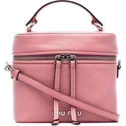 ee24e38cdc92 Miu Miu Madras bucket bag - Pink found on MODAPINS from FarFetch.com - US