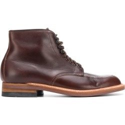Alden lace-up ankle boots - Brown found on MODAPINS from FarFetch.com- UK for USD $835.81
