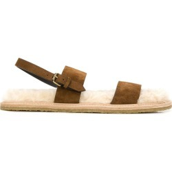 Saint Laurent Noe sandals - Brown found on Bargain Bro UK from FarFetch.com- UK