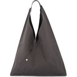 Cabas triangle shaped tote - Grey found on Bargain Bro UK from FarFetch.com- UK