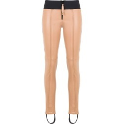 Andrea Bogosian skinny leather trousers - Neutrals found on MODAPINS from FarFetch.com- UK for USD $663.44