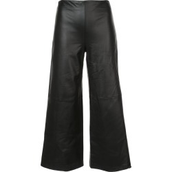 Adam Lippes cropped wide-leg trousers - Black found on MODAPINS from FarFetch.com- UK for USD $3129.97