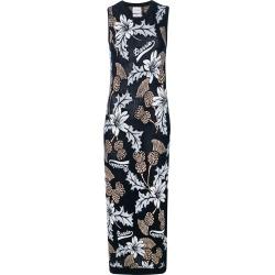 Barrie cashmere Hawaiian dress - Blue found on Bargain Bro India from FARFETCH.COM Australia for $1055.60