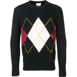 Ballantyne argyle knit jumper - Blue found on MODAPINS from FarFetch.com- UK for USD $598.71