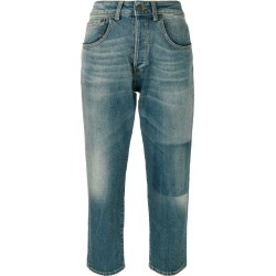6397 light-wash cropped jeans - Blue found on MODAPINS from FarFetch.com - US for USD $310.00