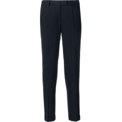 Alberto Biani mid-rise tailored trousers - Blue found on MODAPINS from FarFetch.com - US for USD $235.00
