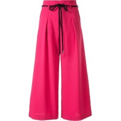 Loveless high-waisted trousers - Pink found on Bargain Bro Philippines from FarFetch.com - US for $160.00