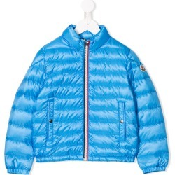 a9feb84c2 Moncler Kids padded jacket - Blue