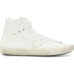 Philippe Model Lens hi-top sneakers - White found on Bargain Bro UK from FarFetch.com- UK