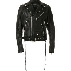 Amiri classic biker jacket - Black found on MODAPINS from FarFetch.com- UK for USD $3557.65