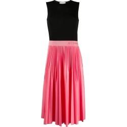 Givenchy logo-waistband pleated midi-dress found on Bargain Bro UK from Eraldo