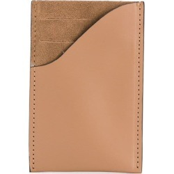 Atp Atelier Elba card holder - Brown found on MODAPINS from FarFetch.com - US for USD $106.00