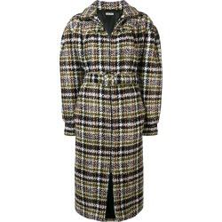 Miu Miu oversized tweed coat - Green