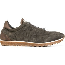 Alberto Fasciani perforated lace-up sneakers - Brown found on MODAPINS from FARFETCH.COM Australia for USD $267.09