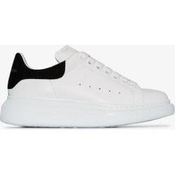 Alexander Mcqueen Womens White Oversized Sole Sneakers found on Bargain Bro UK from Browns Fashion