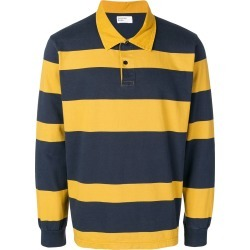 Universal Works rugby style shirt - Yellow