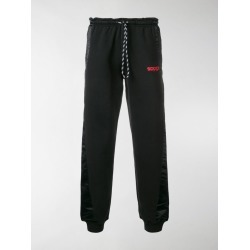 Adidas Originals By Alexander Wang drawstring waist track pants found on Bargain Bro India from stefania mode for $202.00