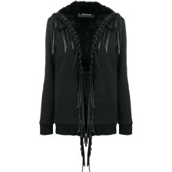 Barbara Bui fringe embellished loose jacket - Black found on MODAPINS from FarFetch.com - US for USD $1775.00
