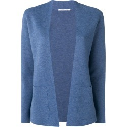 Agnona collarless knitted blazer - Blue found on MODAPINS from FarFetch.com - US for USD $1830.00