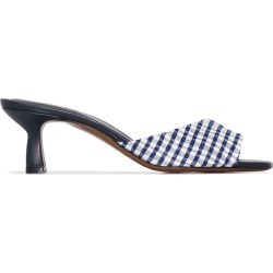 Neous Talum gingham sandals - Blue found on Bargain Bro UK from FarFetch.com- UK