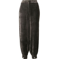 Stella McCartney relaxed fit trousers - Grey found on Bargain Bro UK from FarFetch.com- UK