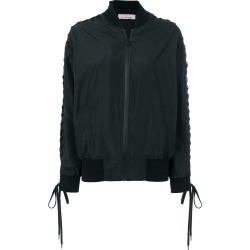 A.F.Vandevorst zipped bomber jacket - Black found on MODAPINS from FarFetch.com- UK for USD $510.97