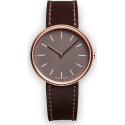 Uniform Wares M35 two-hand watch - Brown found on Bargain Bro UK from FarFetch.com- UK