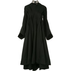 Aganovich flared long-sleeved dress - Black found on MODAPINS from FarFetch.com- UK for USD $3109.48