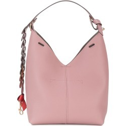 Anya Hindmarch Rose Pink Bucket shoulder bag found on MODAPINS from FarFetch.com- UK for USD $1573.87