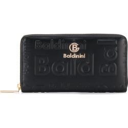 Baldinini zip around logo embossed wallet - Black found on MODAPINS from FARFETCH.COM Australia for USD $181.62