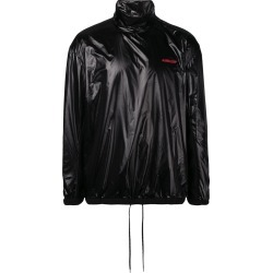Ambush textured high neck jacket - Black found on MODAPINS from FARFETCH.COM Australia for USD $364.69