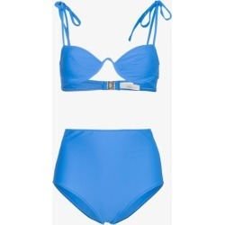 Araks Myriam Bikini Top and Mallory High Waist Hipster set found on MODAPINS from Browns Fashion for USD $373.83