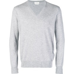 Ballantyne V-neck sweater - Grey found on MODAPINS from FarFetch.com - US for USD $328.00