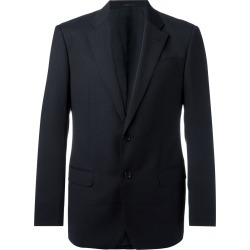 Armani Collezioni single-breasted suit jacket - Black found on MODAPINS from FarFetch.com - US for USD $539.00
