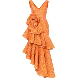 Bambah Zinnia spiral gown - Yellow found on MODAPINS from FarFetch.com- UK for USD $2600.48