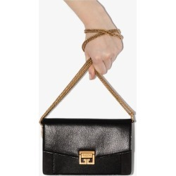 Givenchy Womens Black Gt Gv3 Leather Shoulder Bag found on Bargain Bro UK from Browns Fashion