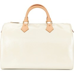 7b94e053f66 Louis Vuitton Vintage Speedy 30 hand bag - White found on MODAPINS from  FarFetch.com
