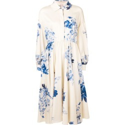 Antonio Marras pleated midi dress - Neutrals found on MODAPINS from FarFetch.com- UK for USD $1877.83