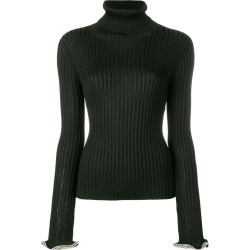 Alexander Wang crystal embellished cuffs jumper - Black found on MODAPINS from FarFetch.com - US for USD $718.00